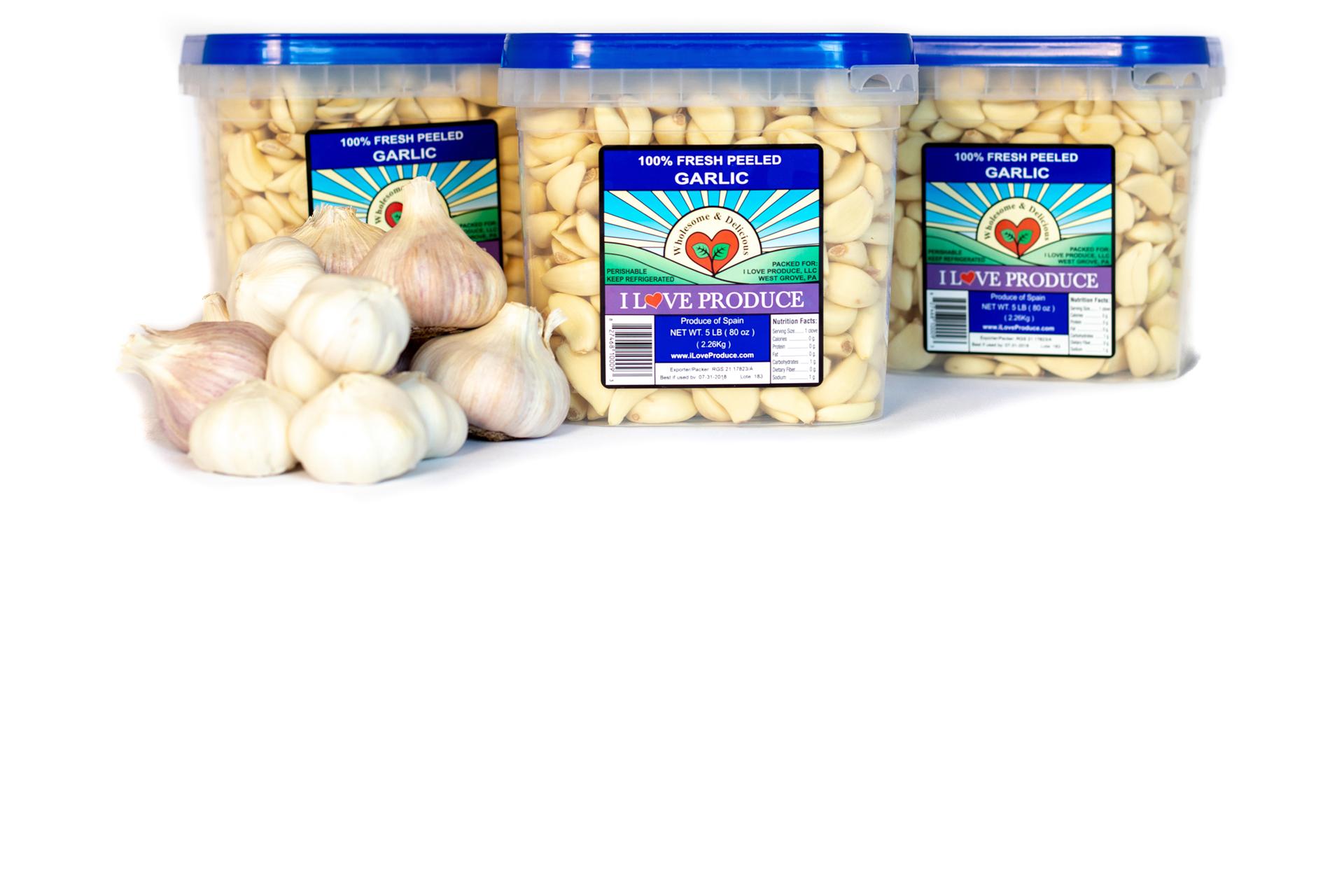 Spain Garlic